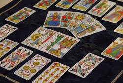 Tarot Cards Represent Pregnancy