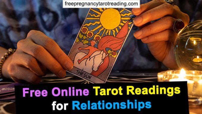 Free Online Tarot Readings For Relationships