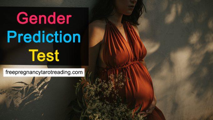 Gender Prediction Test